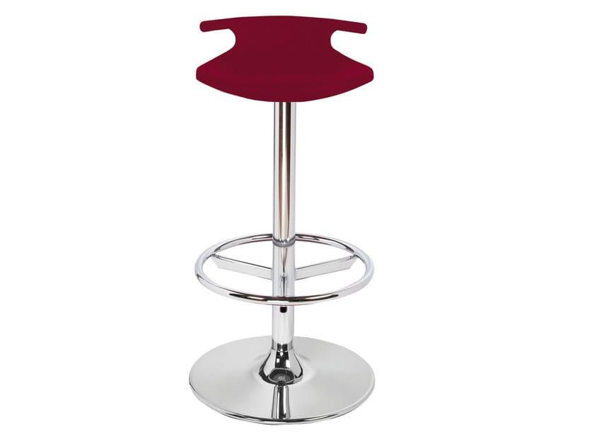 High swivel technopolymer stool JOY AV - GABER
