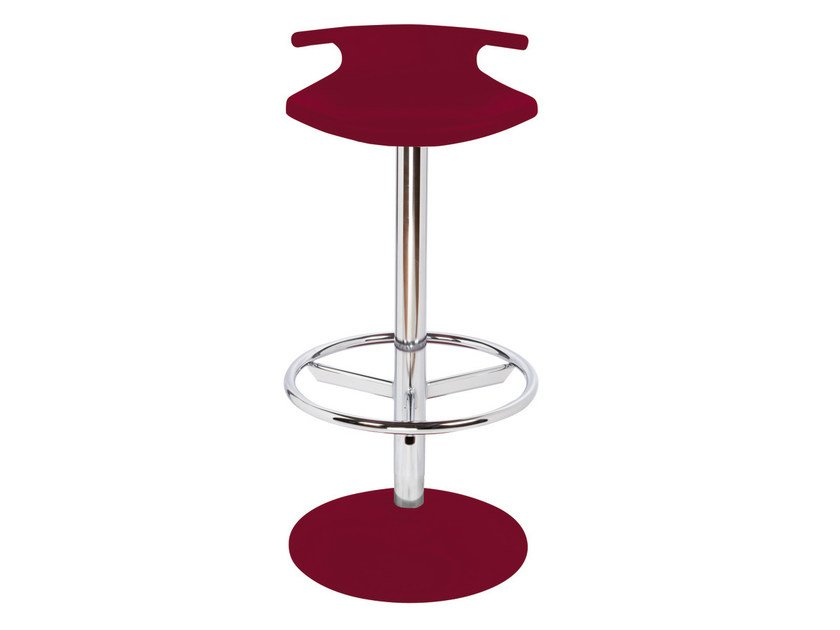 High swivel technopolymer stool JOY - GABER