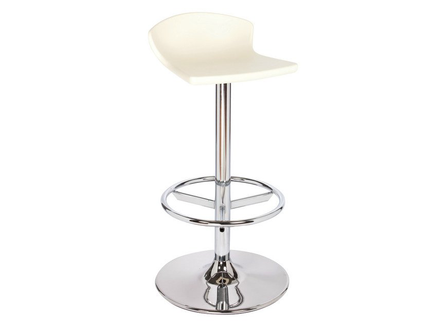 Swivel technopolymer stool FREE AV - GABER