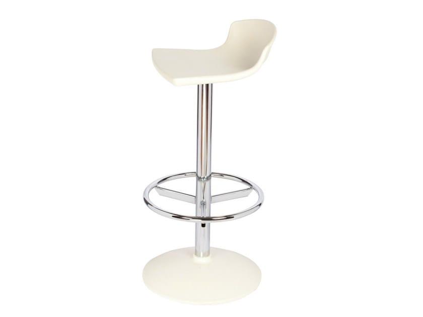 Swivel technopolymer stool FREE - GABER