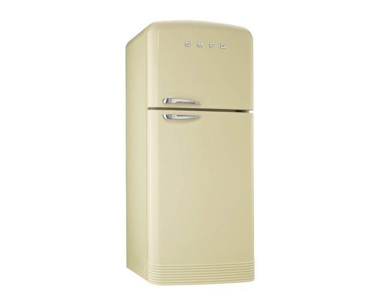 No frost refrigerator with freezer Class A + FAB50P | Refrigerator - Smeg
