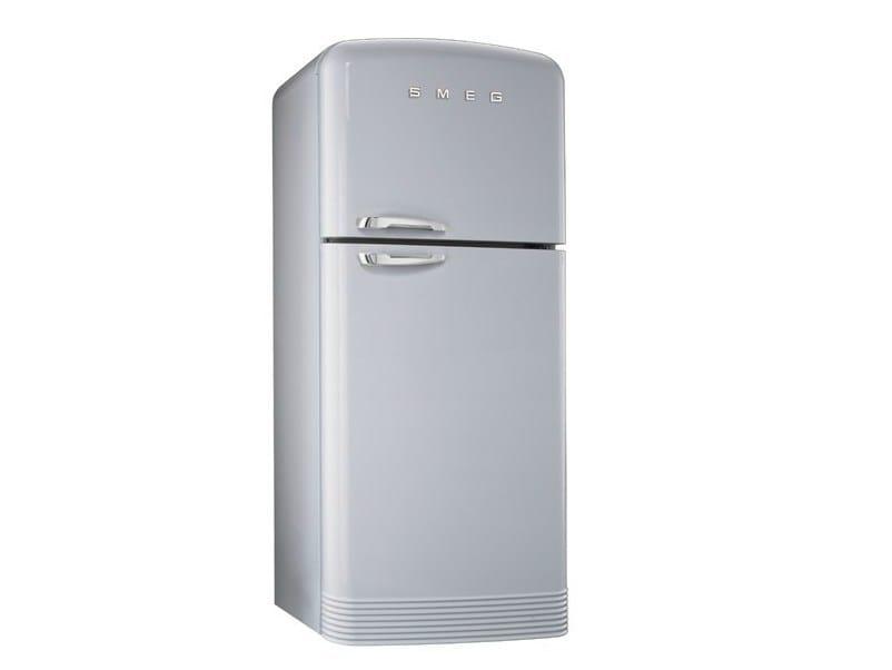 No frost refrigerator with freezer Class A + FAB50X | Refrigerator - Smeg