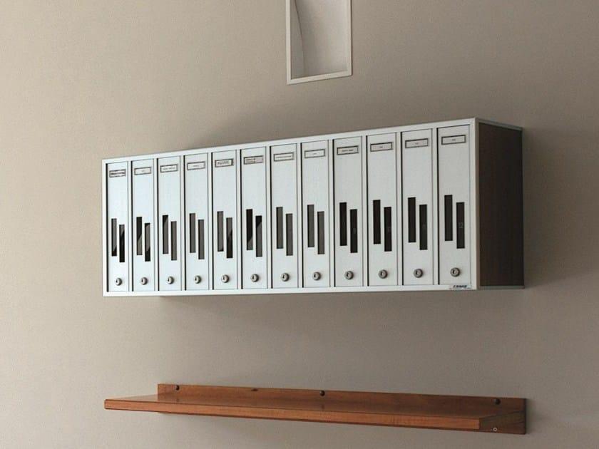 Wall-mounted mailbox R90 | Mailbox - RAVASI