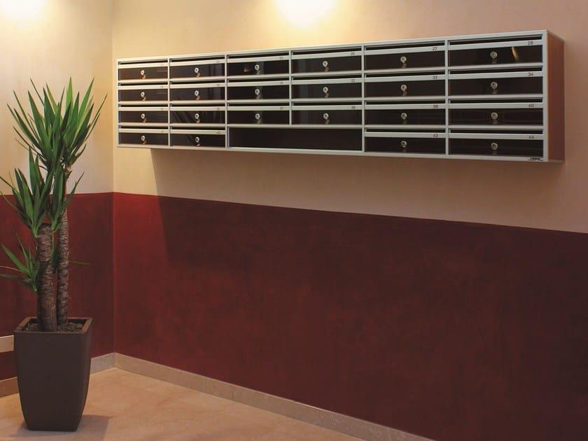 Wall-mounted mailbox PX | Mailbox - RAVASI