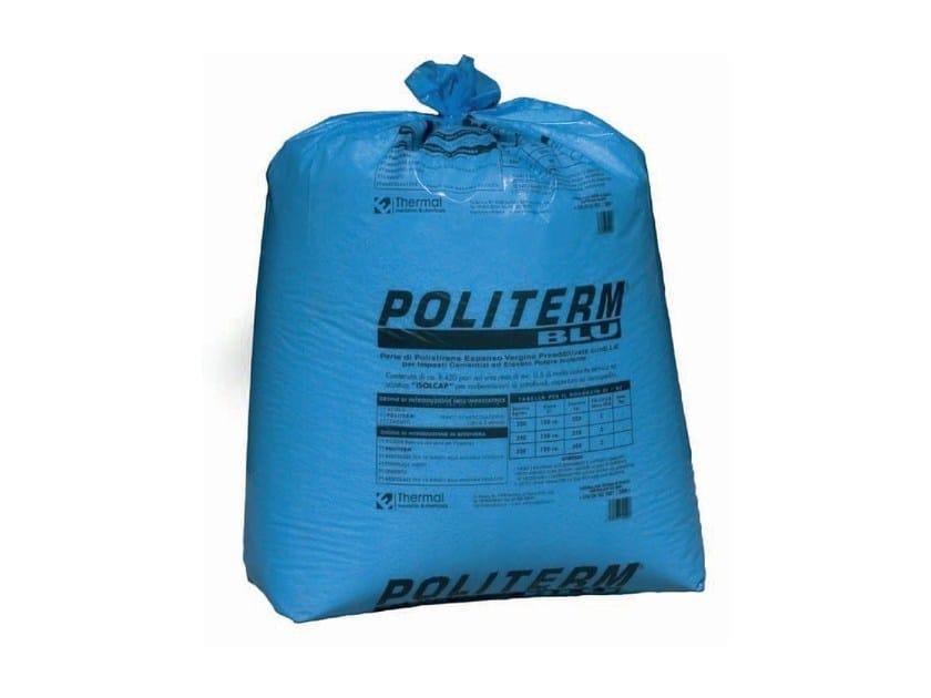 Loose polymer insulation POLITERM BLU - EDILTECO