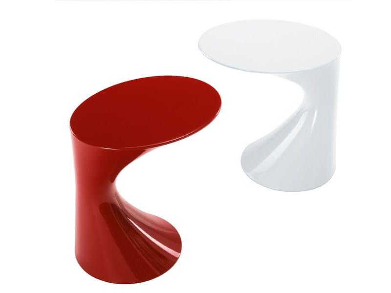 Polypropylene coffee table TOD - Zanotta