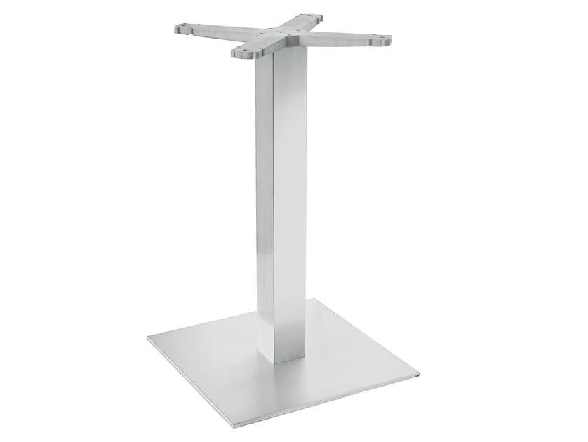 Table base I45X45110 / I45X45   Table base - GABER
