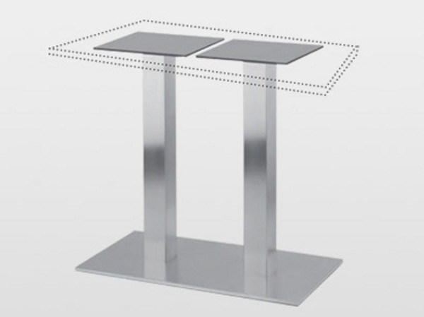Table base I72X44 | Table base by GABER