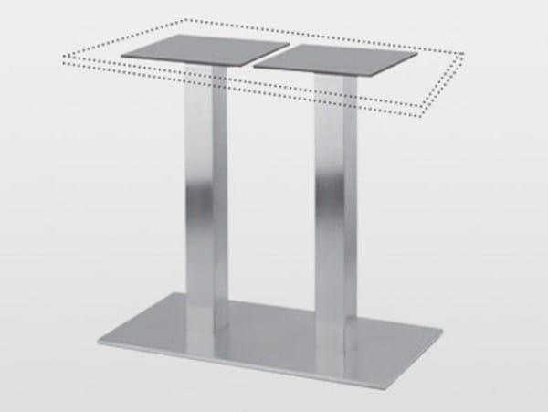 Table base I72X44110 | Table base - GABER