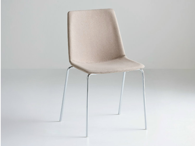 Upholstered chair AKAMI | Upholstered chair by GABER