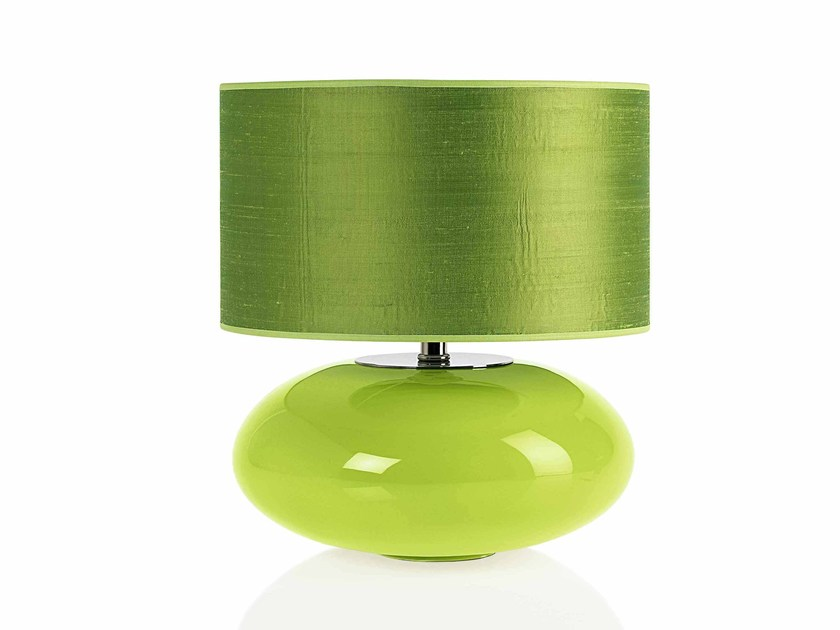 Ceramic table lamp BAHIA - ENVY