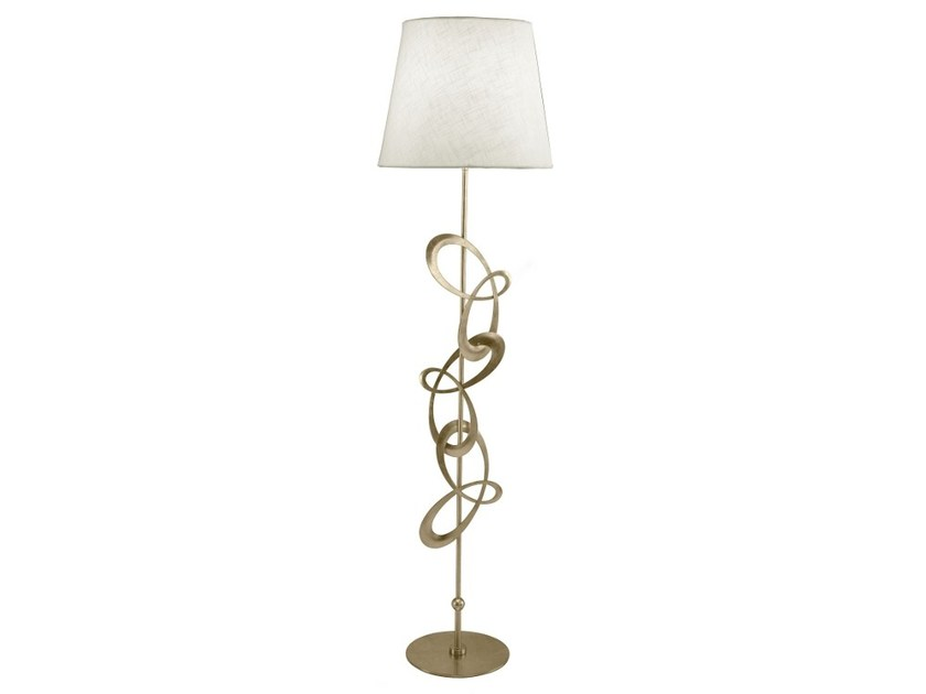 Iron floor lamp DECÒ | Floor lamp - Cantori