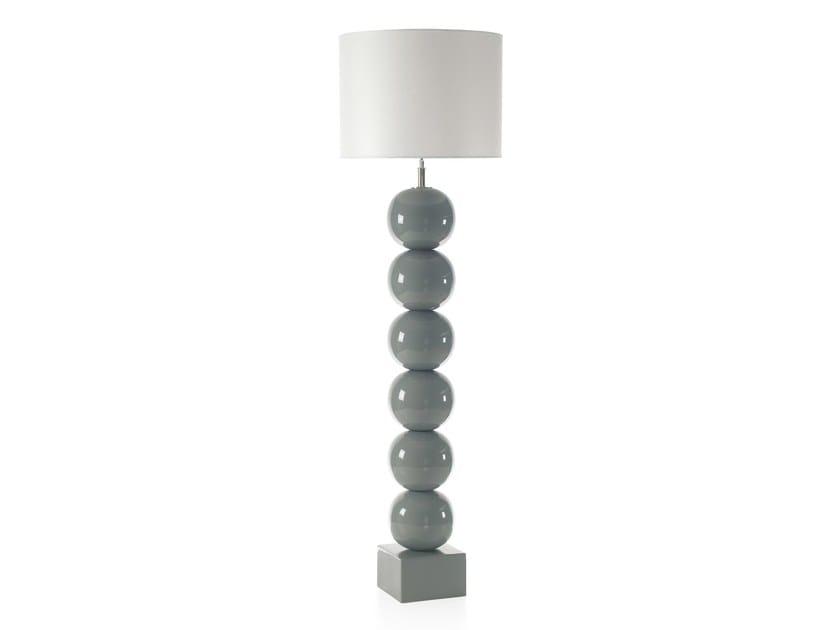 Ceramic floor lamp BILBA FL - ENVY