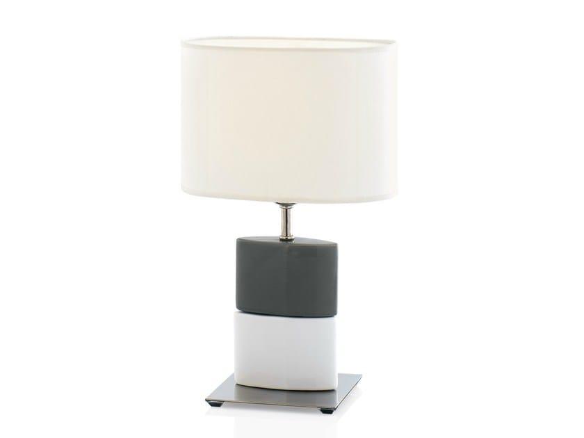 Ceramic table lamp CHANA - ENVY