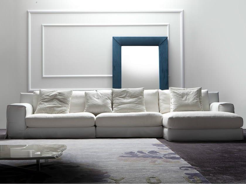 Corner sofa VIAGGIO - ERBA ITALIA