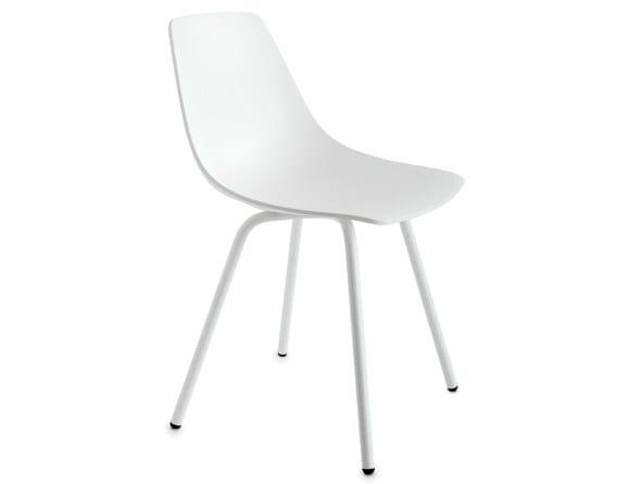Multi-layer wood chair MIUNN | Chair - Lapalma