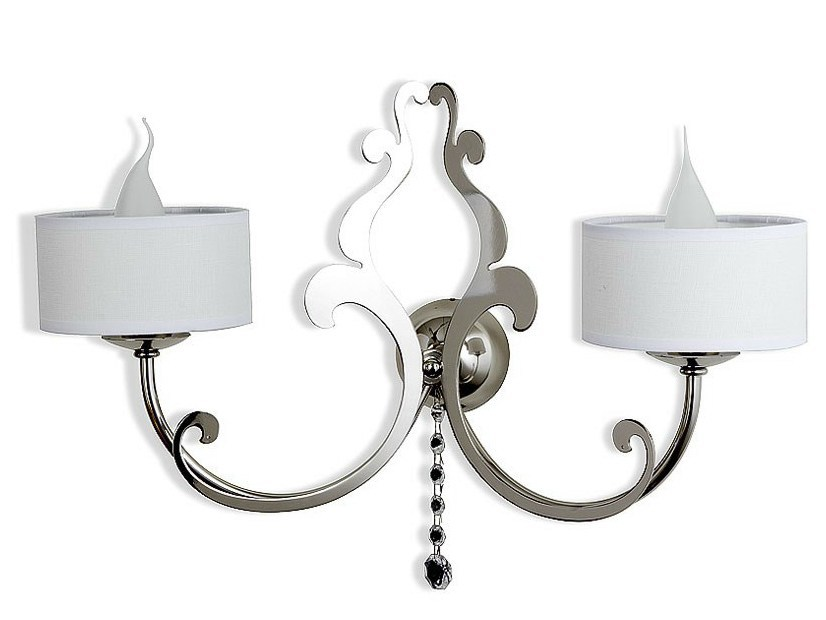 Iron wall lamp IAGO | Wall lamp by Cantori
