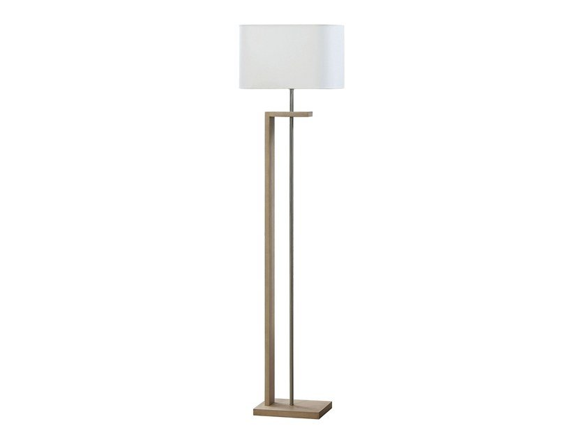 Wooden floor lamp NATEZA FL by ENVY