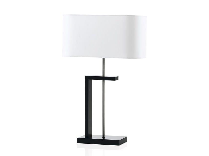 Wooden table lamp NATEZA TL - ENVY