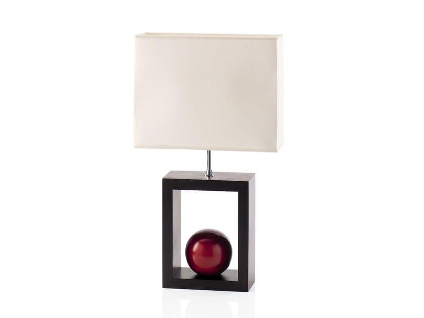 Ceramic table lamp SCALA - ENVY