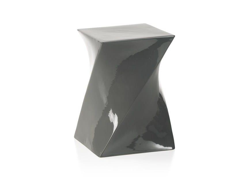Square ceramic coffee table TWI by ENVY