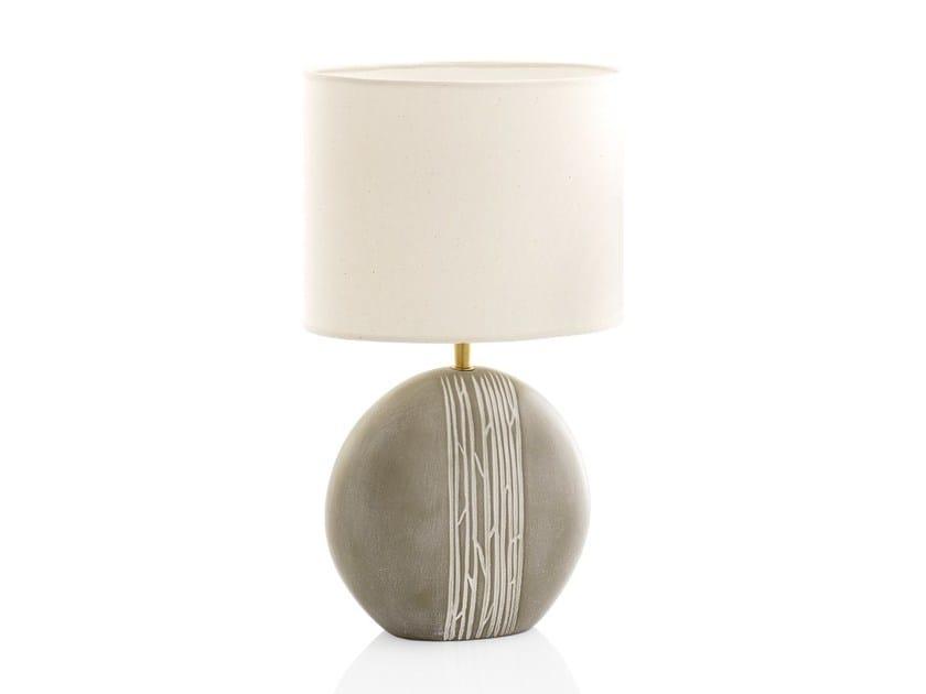 Ceramic table lamp VEGETAL PETIT - ENVY