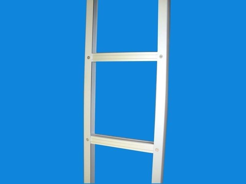 Fire escape staircase MODUM ACCESS - SVELT