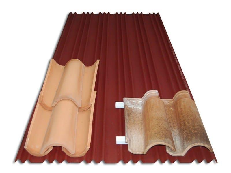 Sistema bajo teja cubierta sc 380 lastra polivalente by - Precio onduline bajo teja ...