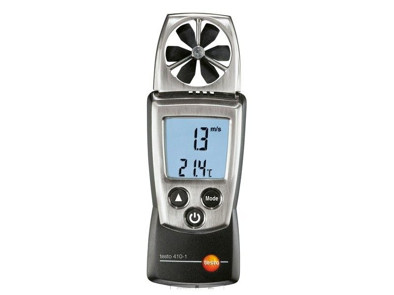 Measurement, control, thermographic and infrared instruments TESTO 410-1 - TESTO