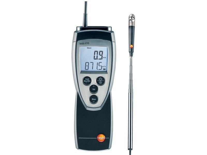 Measurement, control, thermographic and infrared instruments TESTO 416 - TESTO