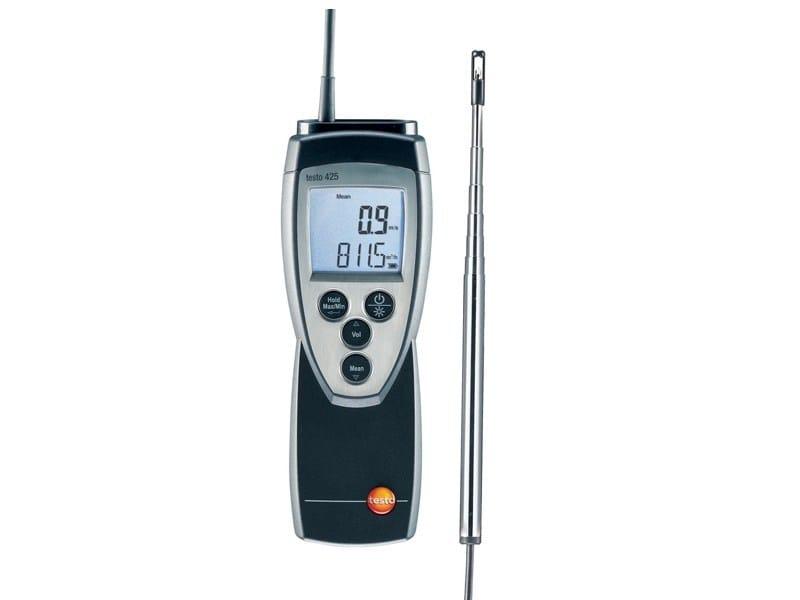 Air velocity meter TESTO 425 - TESTO