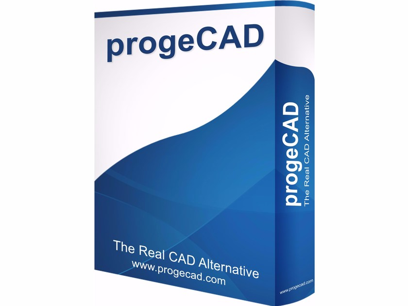 2D & 3D CAD technical design progeCAD 2018 Professional by ProgeSOFT Italia