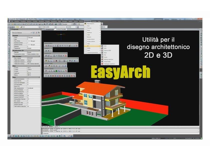 Disegno tecnico cad 2d 3d progecad 2018 professional for Software per disegno 3d