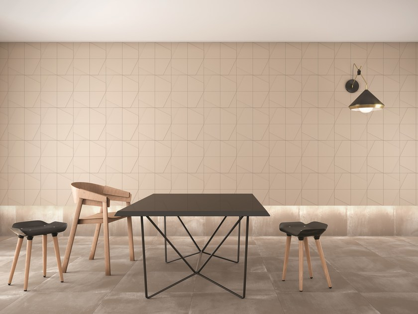 Vitrified stoneware wall tiles PROJECTOS by RECER