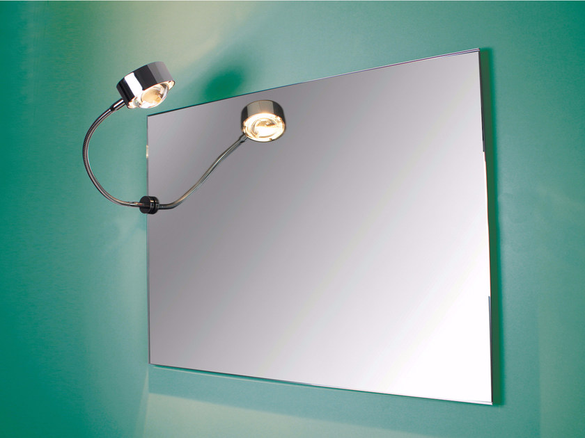 Adjustable mirror lamp with clamp PUK FLEXLIGHT FIX by Top Light