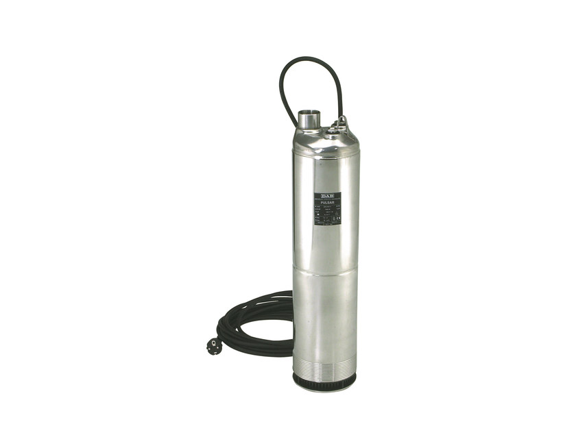 5' multistage submersible pump PULSAR by Dab Pumps