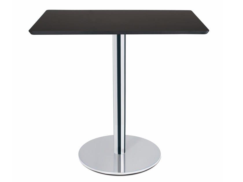 Metal table base PUNTO by Papatya