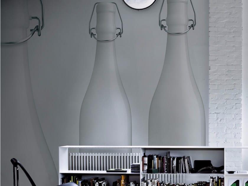 Motif panoramic wallpaper PURITY - Inkiostro Bianco