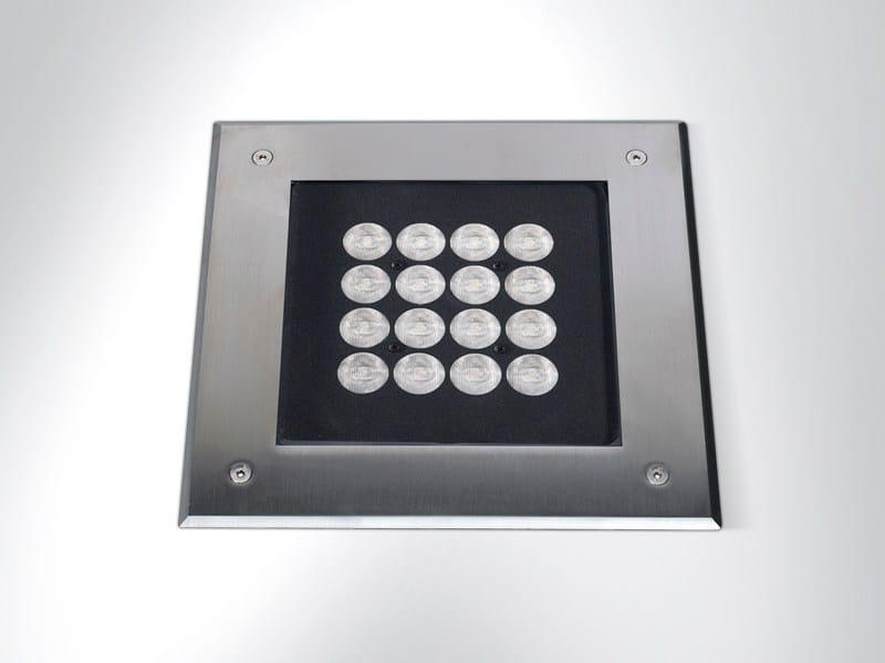 Walkover light steplight QUAD200 - Arcluce