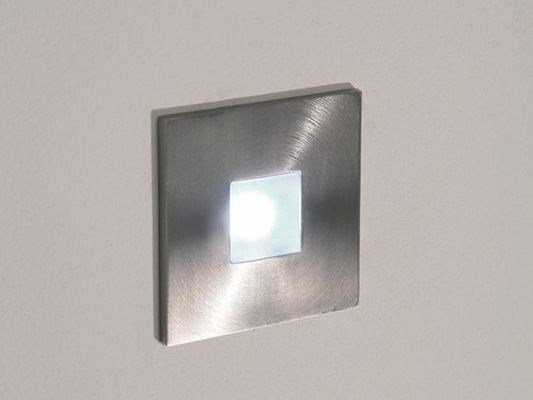 LED wall-mounted steplight QUADRIS - BEL-LIGHTING