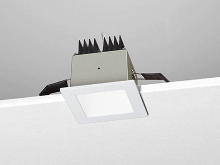 Faretto a LED in alluminio R5 - NOBILE ITALIA