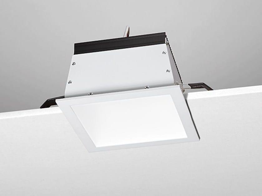 Lampada da incasso a LED in alluminio R7 - NOBILE ITALIA