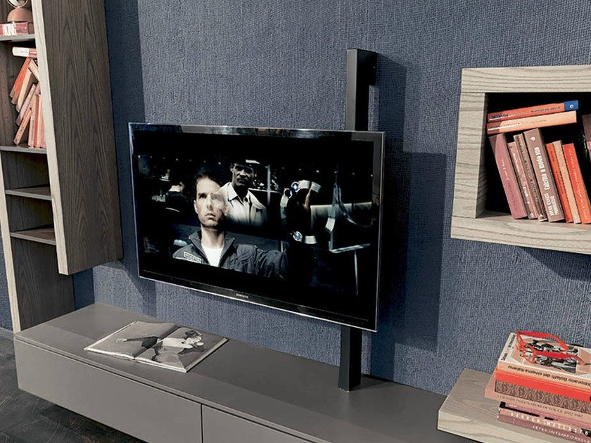 mobile tv orientabile rack flag fimar. Black Bedroom Furniture Sets. Home Design Ideas