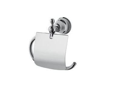 Metal toilet roll holder RAFFAELLA | Metal toilet roll holder by INDA®