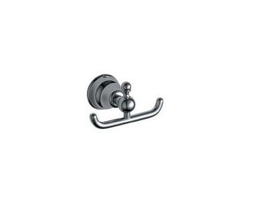 Metal robe hook RAFFAELLA | Robe hook - INDA®