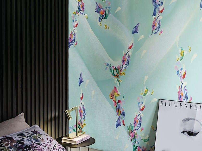 Motif wallpaper RAINBOW by Wall&decò