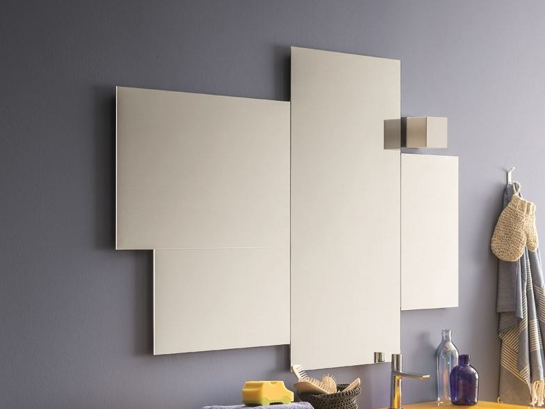 Wall-mounted bathroom mirror RANDOM - Birex