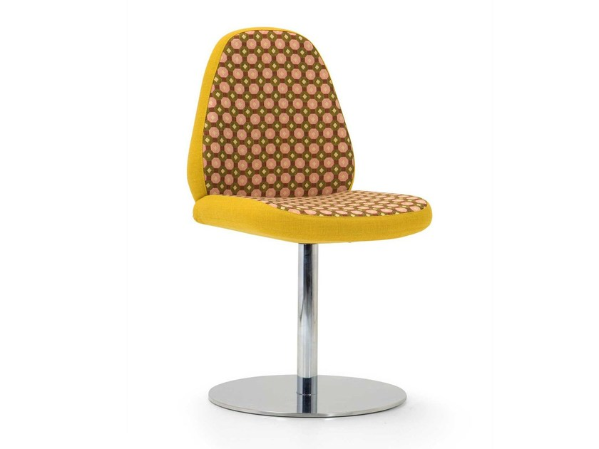 Fabric chair RAPP | Chair - Adrenalina