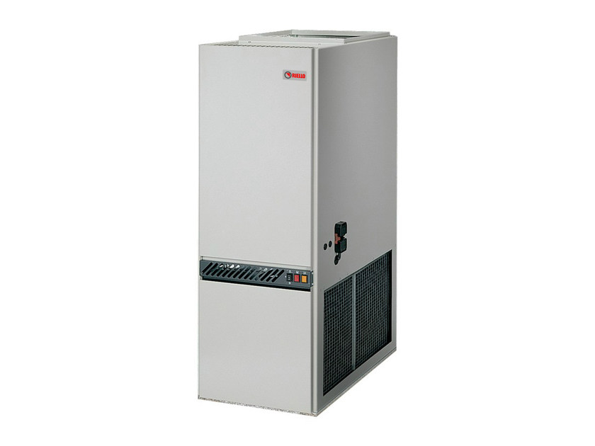 Heating unit and burner RB - RIELLO
