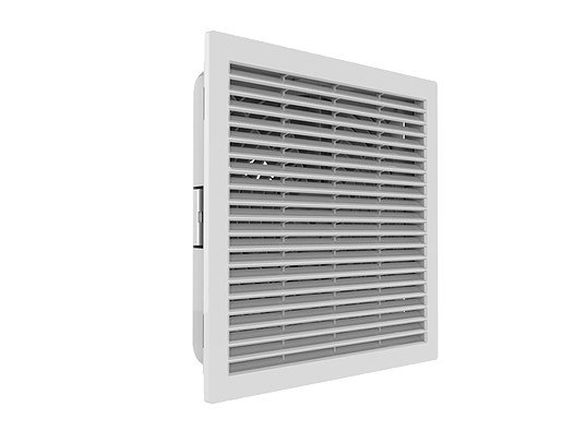 Ventilatore in ABS RCQ 370.25 - O.ERRE